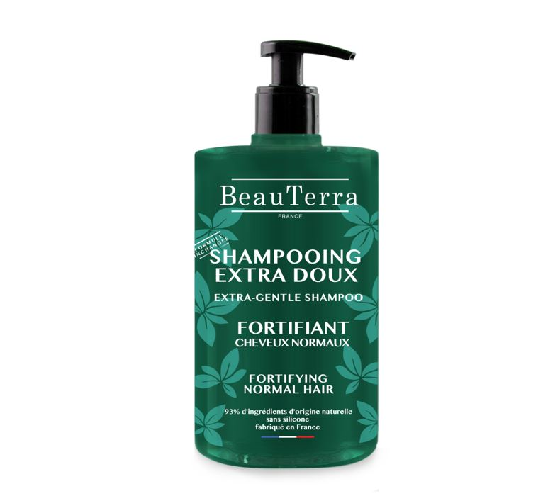 Shampooing doux fortifiant